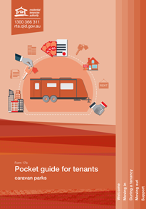 Pocket guide for tenants – caravan parks