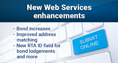 New web services enhancements